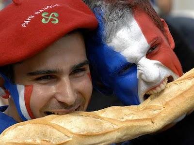 Frases en francés con nacionalidades