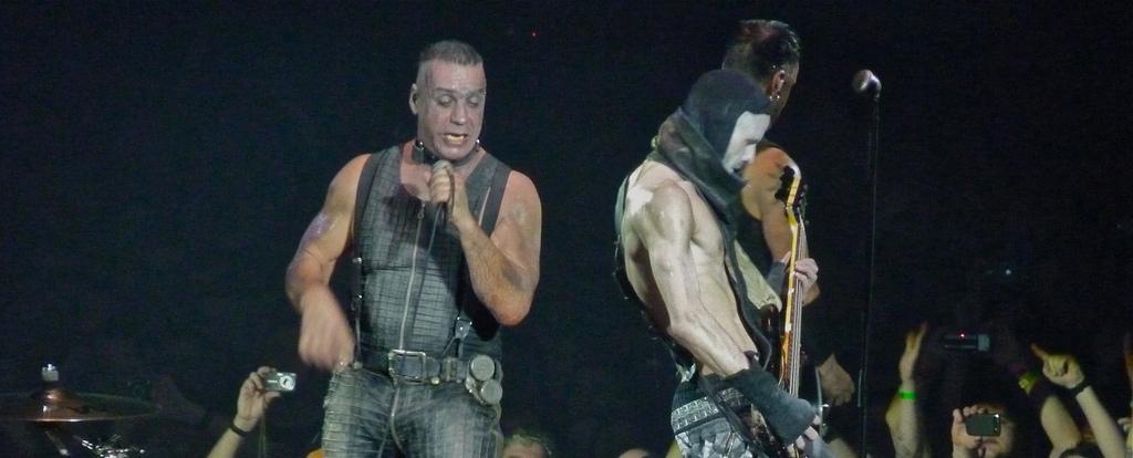 Podrás descifrar los gritos del cantante de Rammstein